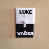Star Wars Alliances Switchplates