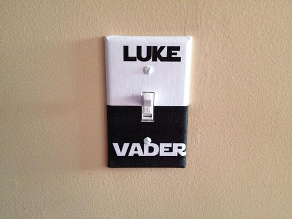Star Wars Alliances Switchplates