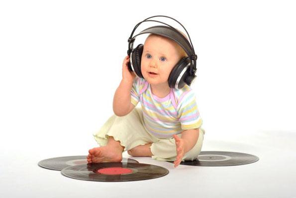 DJ School For Babies