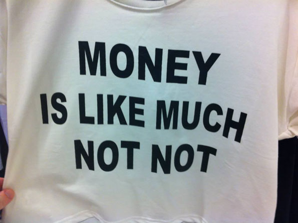 T-Shirts Lost In Translation