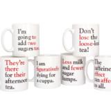 Coffee Mugs for Grammar Nerds