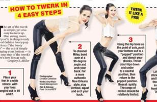 Infographic: How To Twerk
