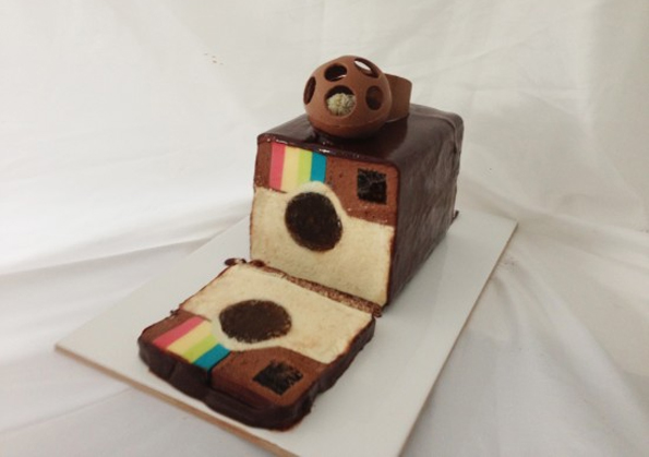 Bake An Insta-cake Worthy of An Instagram