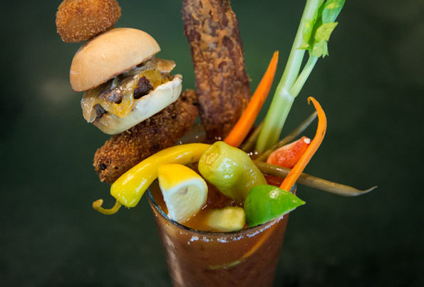 The Newest Ultimate Bloody Mary