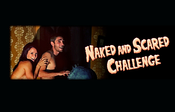 Scary and Hairy: Naked Haunted House