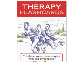 Save Many Years & Tons of Cash With Therapy Flashcards