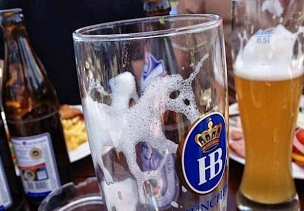 Forget Friendship, Beer is Magic