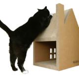 Krabhuis Cat House