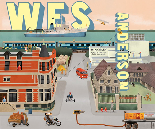 Wes Anderson Coffee Table Book.Add To Wish List The Wes Anderson Collection Incredible Things