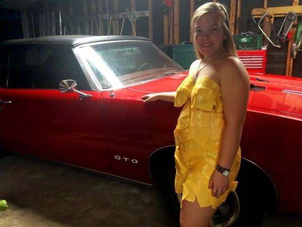 Caption This: Cheese Dress (Win Stuff)