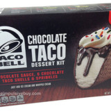 DIY Choco Taco Kit