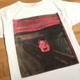 The Scream x Home Alone T-Shirt