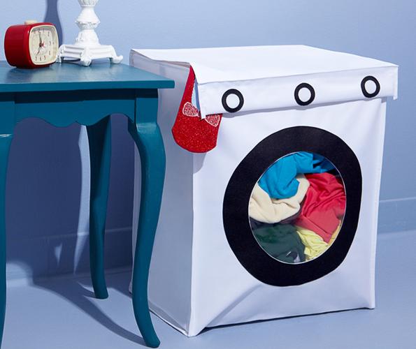 Washing Machine Laundry Hamper