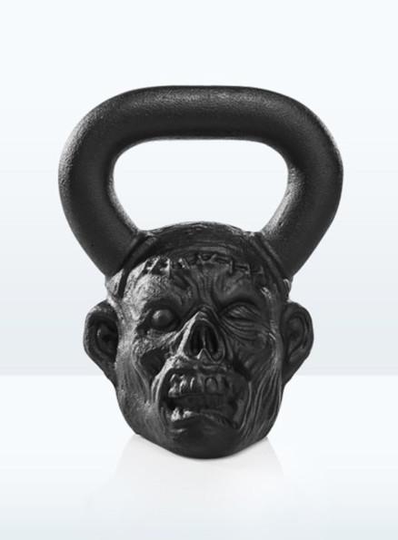 Zombie Head Kettlebells