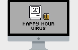 Happy Hour Virus Isn't What You Think It Is