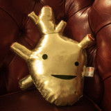 Heart of Gold Plush Toy