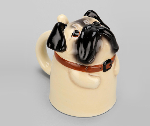 A Mug Only A Pug Mother Would Love