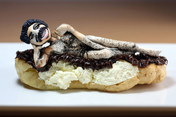 The Burt Reynolds Eclair