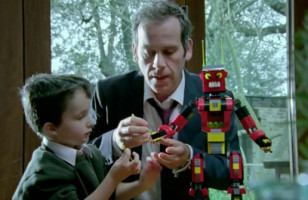 Father-Son LEGO Commercial Tugs At ALL The Heartstrings