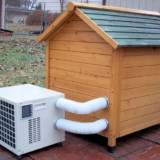 Dog House A/C Unit