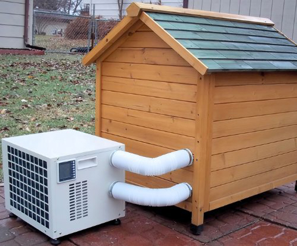 dog house a c unit incredible things With dog house ac unit
