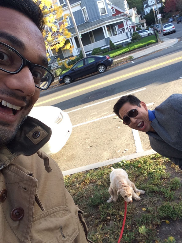Sadly, Dog Sh*t Selfies Is A Thing