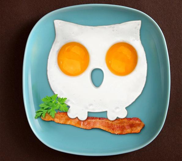 Whooo's Making Breakfast?