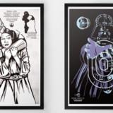 Star Wars Target Prints