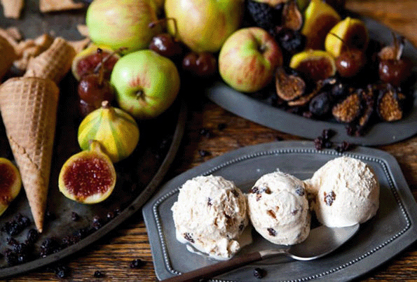 Thanksgiving Dinner Ice Cream