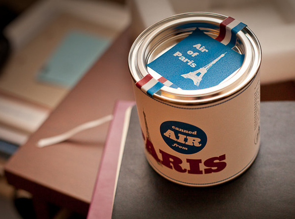 Forget Gift Guides, Buy Canned Air from Around the World