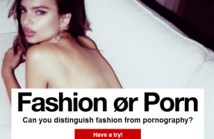 Fashion or Porn? Can You Tell the Difference?