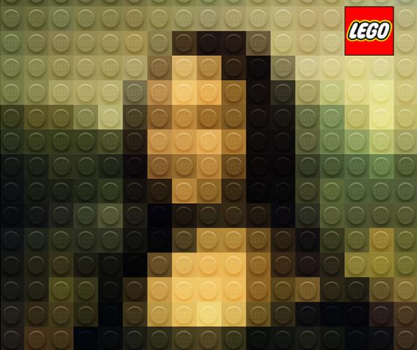 Museum-Worthy LEGO