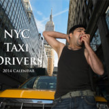 Funny NYC Taxi Drivers Beefcake Calendar