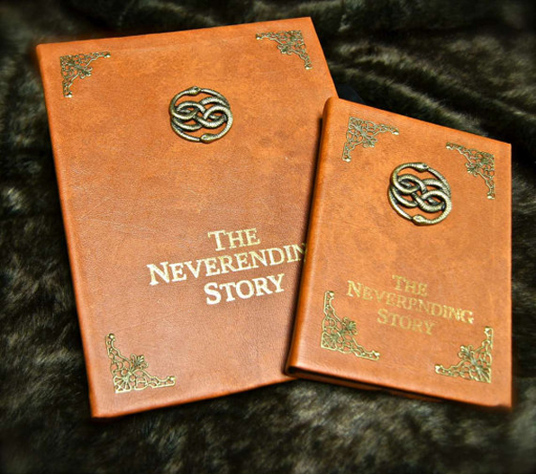 This Neverending Story Tablet Cover Brings Back So Many Feels!