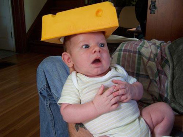 People Naming Their Babies 'Cheese'