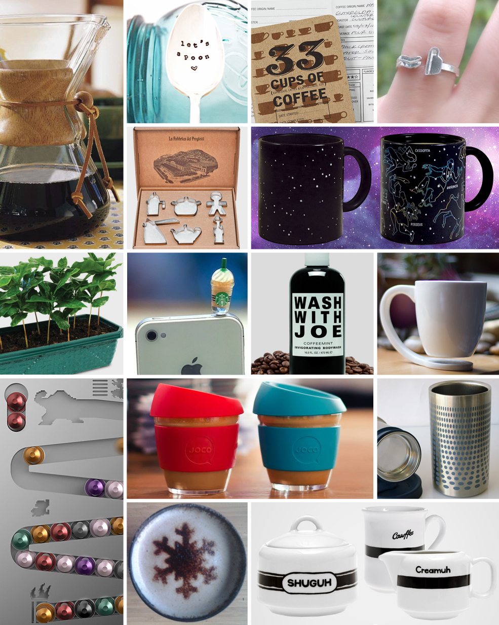 Unique Gifts Ideas for Coffee Lovers