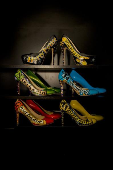 Harry Potter Themed Heels