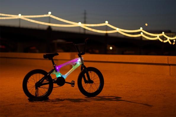 You Light Up My Bike