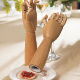 Posable Hands Salt & Pepper Mills