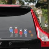 Star Trek Family Decals