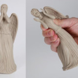 Weeping Angel Stress Toy