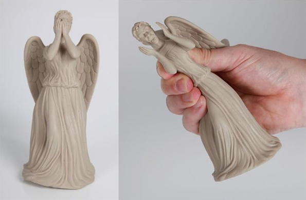 Don't Stress Out and Don't Blink!