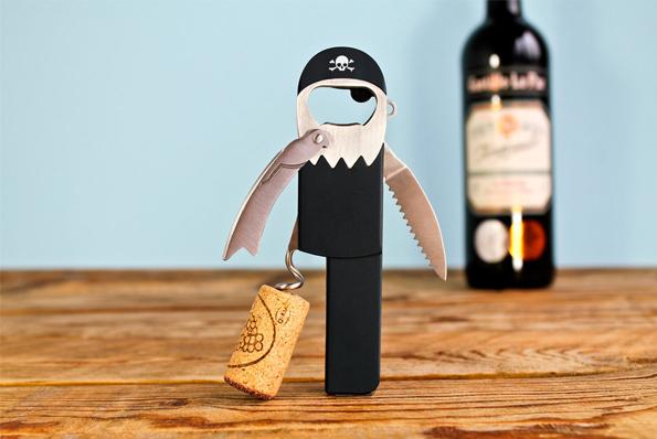 Pirate Corkscrew Cracks Open Treasures