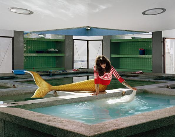If Mermaids Lived All Around the World