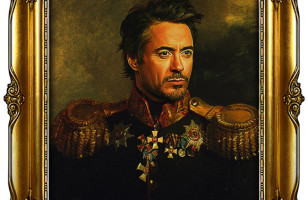 Celebrities Star In 19th-Century Military Portraits