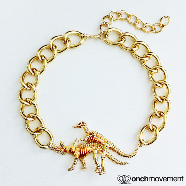 Romantic Dino Sex Necklace