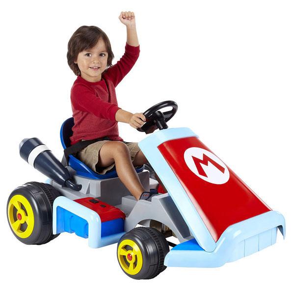 Life-Size, Drivable Mario Kart