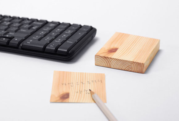 Wood You Like To Write This Down?