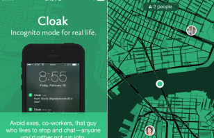 Hide From All The People With Cloak App