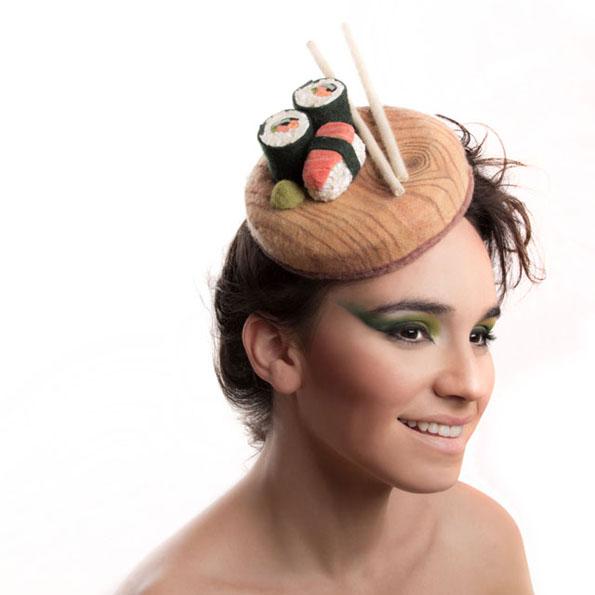 Food Hats Are Tasteful Fashion